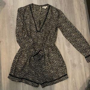 Cute pattern romper